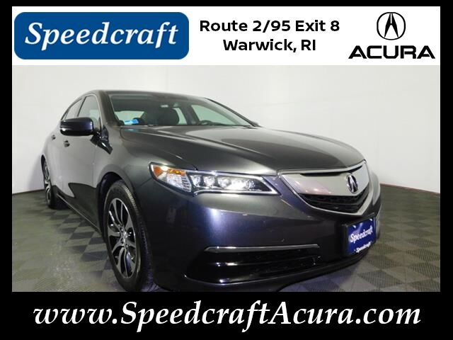 2015 Acura TLX 2.4 8-DCT P-AWS with Technology Package Wakefield RI