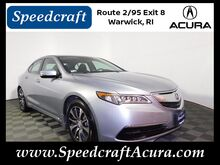 2015_Acura_TLX_2.4 8-DCT P-AWS with Technology Package_ West Warwick RI