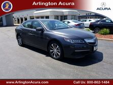 Acura TLX 2.4 8-DCT P-AWS with Technology Package 2015