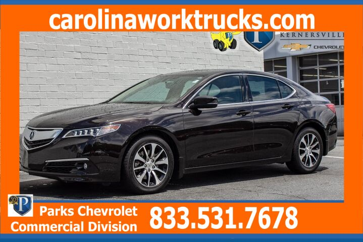 High Quality 2015 Acura TLX 2.4L Huntersville, Kernersville, And Charlotte NC ...