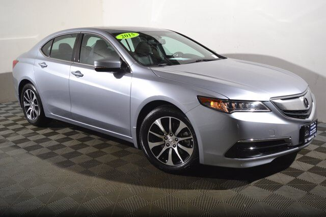2015 Acura TLX 2.4L Base Seattle WA