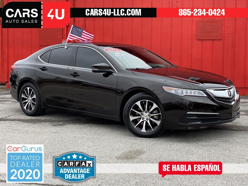 2015 Acura TLX 2.4L Knoxville TN