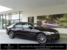 2015_Acura_TLX_2.4L_ Raleigh NC