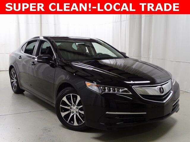2015 Acura TLX 2.4L Raleigh NC