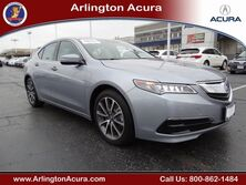 Acura TLX 2.4L 2015