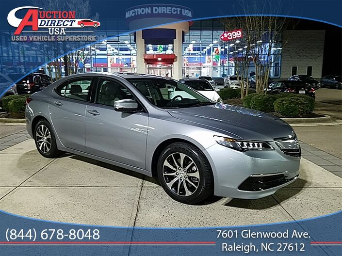 2015 Acura TLX 2.4L Raleigh