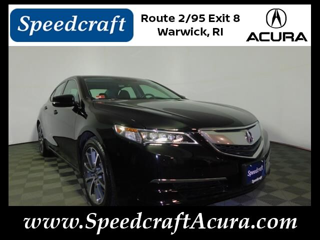 2015 Acura TLX 3.5 V-6 9-AT P-AWS with Technology Package Wakefield RI