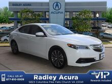 2015_Acura_TLX_3.5 V-6 9-AT P-AWS with Technology Package_ Falls Church VA