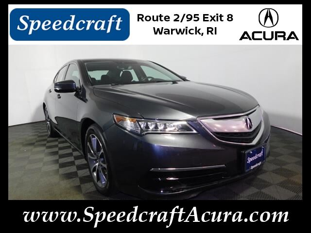 2015 Acura TLX 3.5 V-6 9-AT SH-AWD with Technology Package Wakefield RI