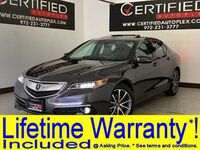 Acura TLX 3.5L V6 ADVANCE NAVIGATION SUNROOF BLIND SPOT ASSIST LANE ASSIST REAR CAMER 2015