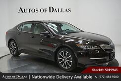 2015_Acura_TLX_3.5L V6 CAM,SUNROOF,HTD STS,KEY-GO,HID LIGHTS_ Plano TX
