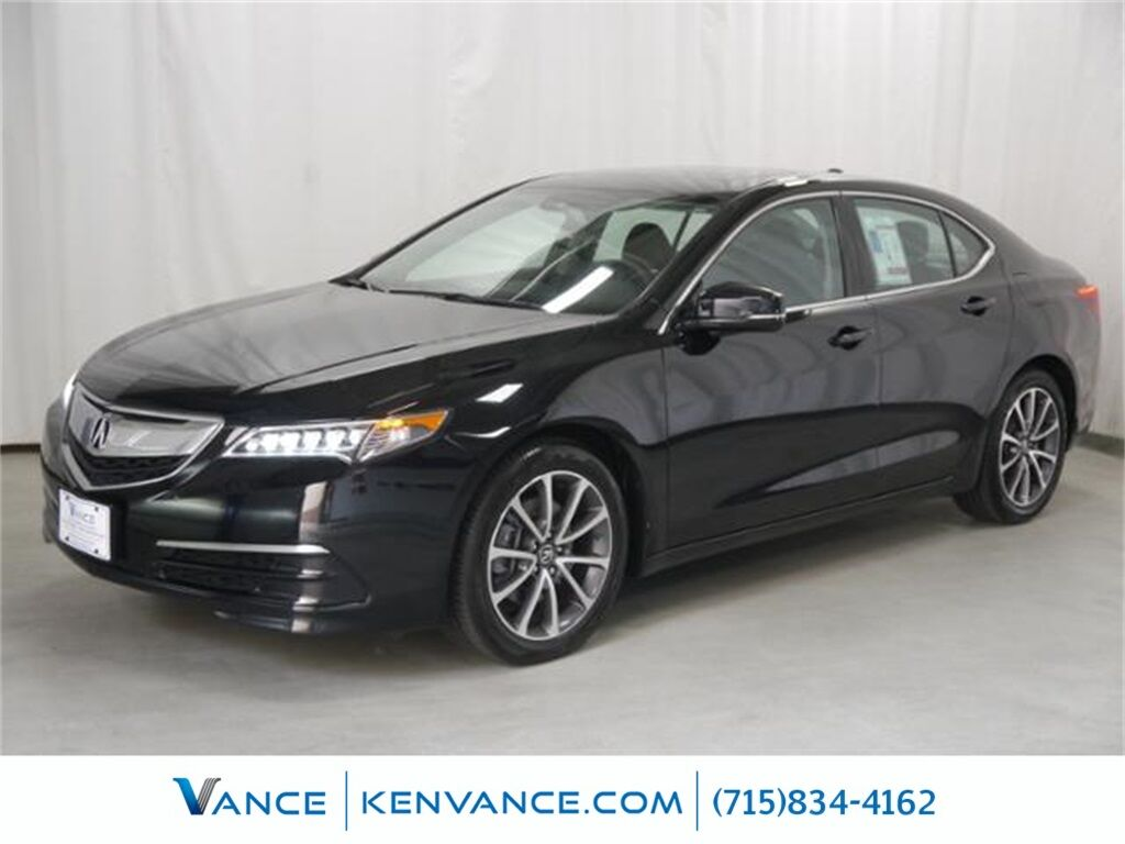 2015 Acura TLX 3.5L V6 Eau Claire WI