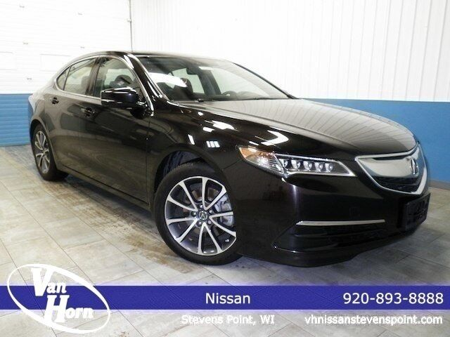 2015 Acura TLX 3.5L V6 Plymouth WI