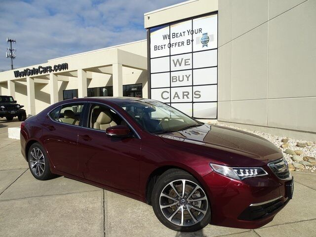 2015 Acura TLX 3.5L V6 Raleigh NC