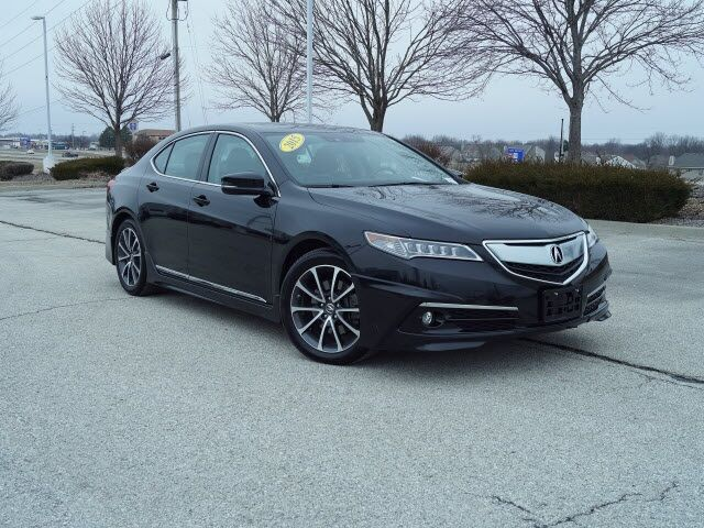 2015 Acura TLX 3.5L V6 SH-AWD w/Advance Package Lee's Summit MO