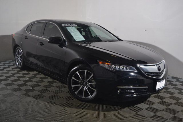 2015 Acura TLX 3.5L V6 SH-AWD w/Advance Package Seattle WA