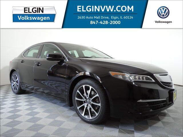 2015 acura tlx 3 5l v6 sh awd w technology package elgin il 23132715. Black Bedroom Furniture Sets. Home Design Ideas