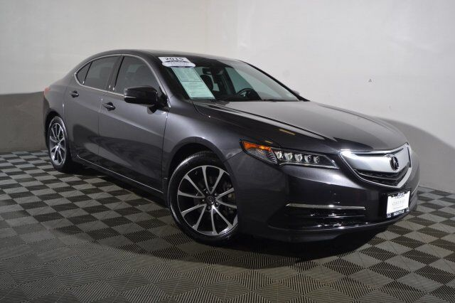 2015 Acura TLX 3.5L V6 SH-AWD w/Technology Package Seattle WA