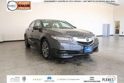 2015 Acura TLX 3.5L V6 SH w/TECH PKG Golden CO