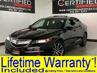 Acura TLX 3.5L V6 TECHNOLOGY PKG NAVIGATION SUNROOF BLIND SPOT ASSIST REAR CAMERA HEA 2015