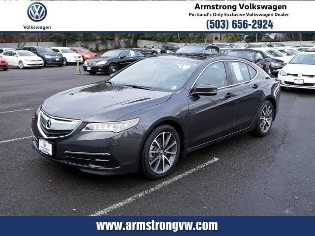 2015 Acura TLX 3.5L V6 w/Technology Package Gladstone OR