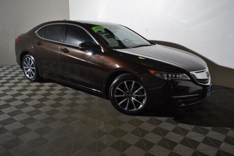 2015 Acura TLX 3.5L V6 w/Technology Package Seattle WA