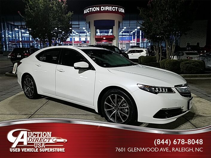 2015 Acura TLX 3.5L V6 Raleigh