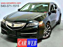 2015_Acura_TLX_9-Spd AT SH-AWD w/Technology Package_ Fredricksburg VA