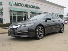2015_Acura_TLX_9-Spd AT w/Technology Package BACK-UP CAMERA. LEATHER, BLUETOOTH CONNECTIVITY, HEATED SEATS - DRIVER_ Plano TX