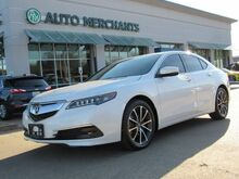 2015_Acura_TLX_9-Spd AT w/Technology Package Navigation System, Sun/Moonroof, Leather, Back-Up Camera, Blind Spot_ Plano TX