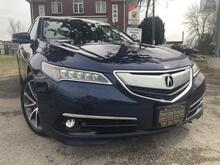 2015_Acura_TLX_AdvancePckge-Heated,CooledSeats-Sunroof-Navi-BackupCam-AdaptiveCruise-NewTires_ London ON