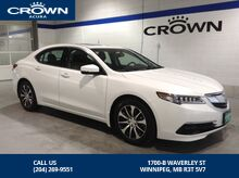 2015_Acura_TLX_FWD PREMIUM PKG - *Local/One owner/LOW KM*_ Winnipeg MB