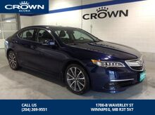 2015_Acura_TLX_FWD V6 TECH PKG - *No accidents/One Owner*_ Winnipeg MB