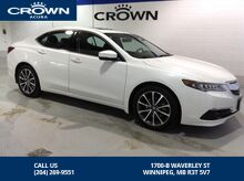 2015_Acura_TLX_SH-AWD TECH PKG - *No accidents/Local/One owner/SERVICE RECORDS AVAILABLE*_ Winnipeg MB