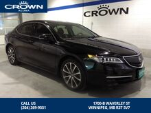2015_Acura_TLX_SH-AWD TECH PKG - *One owner/Navigation*_ Winnipeg MB