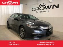 2015_Acura_TLX_SH-AWD V6 *CLEARANCE PRICING* ._ Winnipeg MB