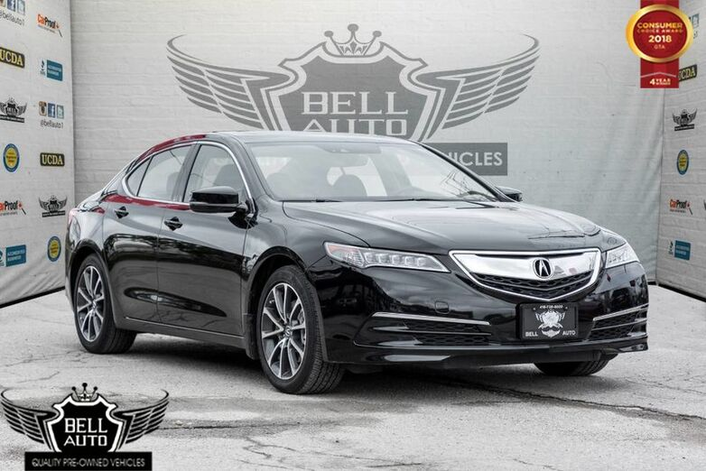2015 Acura TLX TECH PACKAGE NAVI SUNROOF LEATHER BACK-UP CAMERA Toronto ON