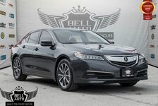 2015 Acura TLX TECH PKG NAVIGATION SUNROOF LEATHER BACK-UP CAMERA AWD