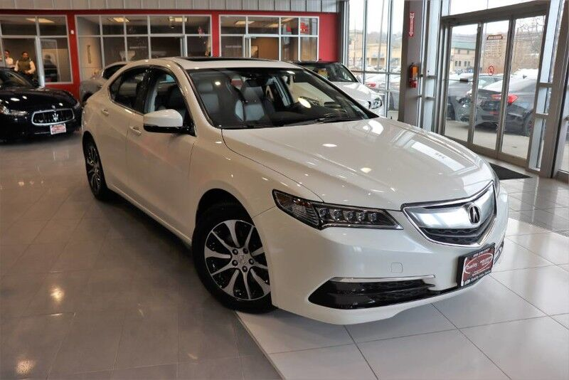 2015 Acura TLX Tech - CARFAX Certified 2 Owners - No Accidents - Fully Serviced - QUALITY CERTIFIED up to 10 Yrs / 100,000 Miles Warranty - Springfield NJ