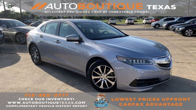 2015 Acura TLX Tech Houston TX