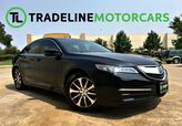 2015 Acura TLX Tech LEATHER, NAVIGATION, SUNROOF... AND MUCH MORE!!!