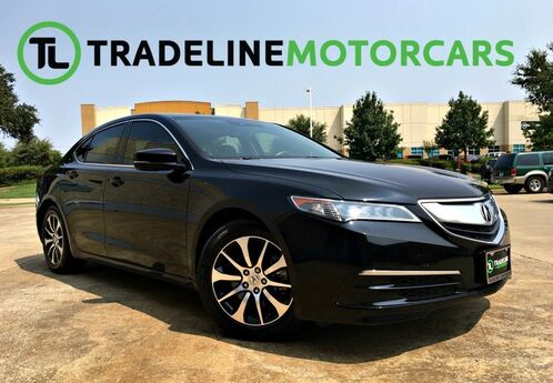 2015 Acura TLX Tech LEATHER, NAVIGATION, SUNROOF... AND MUCH MORE!!! CARROLLTON TX