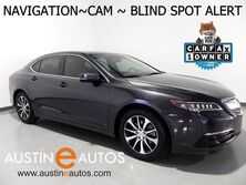 Acura TLX Tech *NAVIGATION, BLIND SPOT ALERT, BACKUP-CAM, LEATHER, MOONROOF, HEATED SEATS, BLUETOOTH 2015
