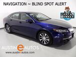 2015 Acura TLX Tech *NAVIGATION, BLIND SPOT ALERT, BACKUP-CAM, LEATHER, MOONROOF, HEATED SEATS, BLUETOOTH
