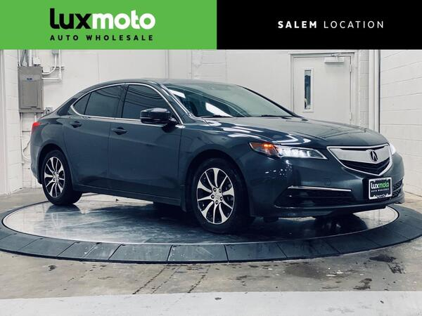 2015_Acura_TLX_Tech_ Portland OR