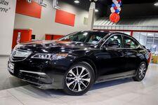 2015 Acura TLX Technology Sunroof Navigation