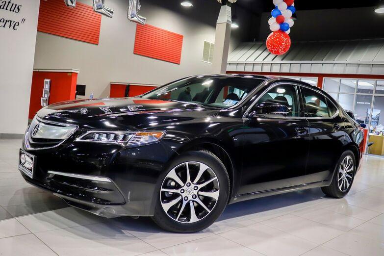 2015 Acura TLX Technology Sunroof Navigation Springfield NJ
