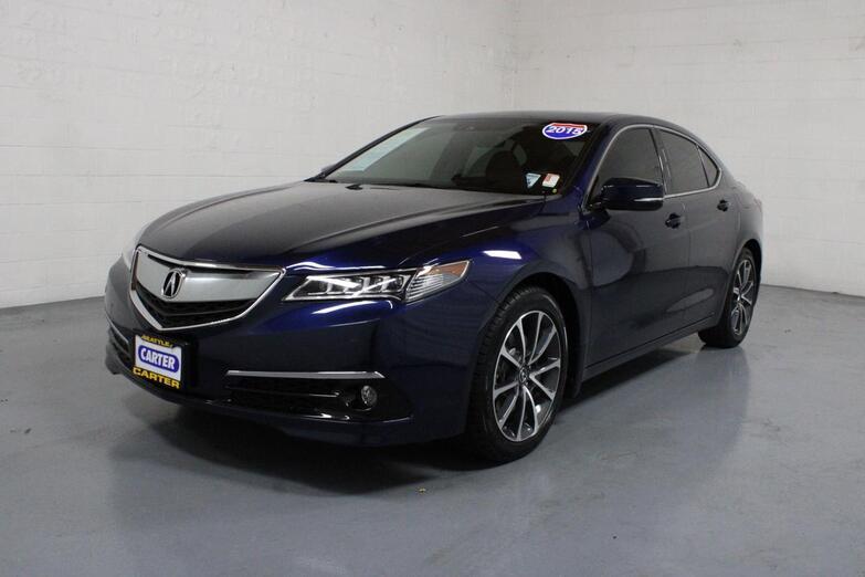 2015 Acura TLX V6 Advance Seattle WA