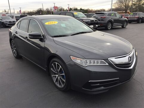 2015_Acura_TLX_V6 TECH_ Evansville IN
