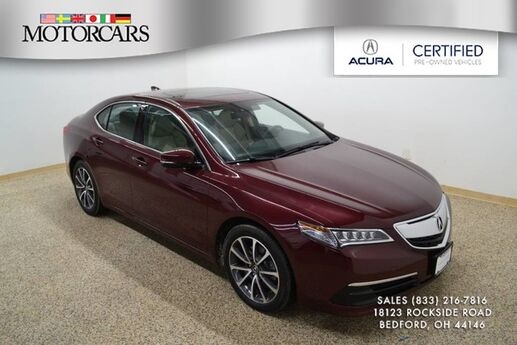 2015 Acura TLX V6 Tech Bedford OH